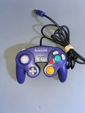 Official Nintendo Purple Gamecube Controller OEM - Tested and Working