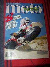 4R Magazine Moto verte 161 Speedway ULM Camel 400 Honda 250 C TM 125