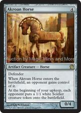 Theros ~ AKROAN HORSE rare Magic the Gathering card