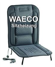 WAECO Autositzheizung  2 Heizstufen 45W Sitzheizung beheizte Sitzauflage grau