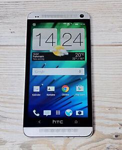 HTC One (M7), silber/weiß