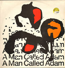 A MAN CALLED ADAM - Musica De Amor - Ritmo - 1989 - Ritmo - 12 RIT 1 - Uk
