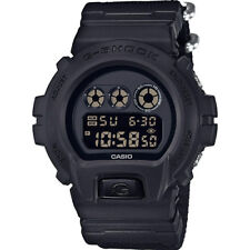 -NEW- Casio G-Shock Black Military Watch DW6900BBN-1
