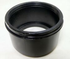 Plastic Lens Hood adapter 56mm male thread and 58mm female threads