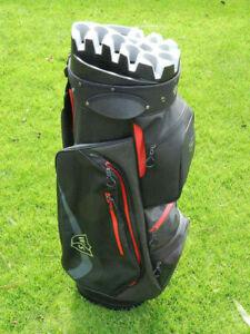 Wilson Staff I-Lock Rain Cartbag 14 Divider Neuware UVP 249 Euro