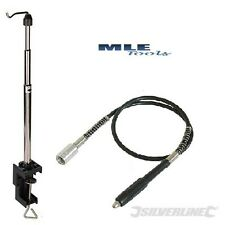 # Silverline Rotary Tool Flexi Drive Shaft Telescopic Hanging 240271 794340