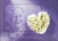 GB-Guernsey Block31 (kompl.Ausg.) postfrisch 2002 Tod von Königmutter Elisabeth