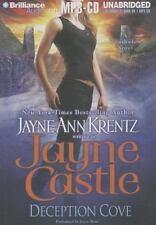 A Rainshadow Novel: Deception Cove 2 by Jayne Castle (2013, MP3 CD, Unabridged)