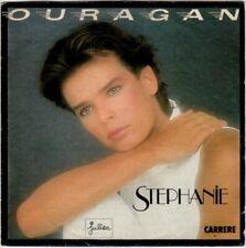 RARO 45 giri Stephanie / Ouragan - Irresistible