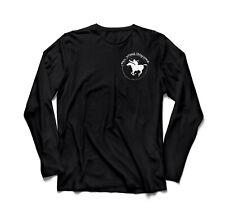 Neil Young Crazy Horse Classic Tour Vintage Long Sleeve Black T-Shirt size S-3XL