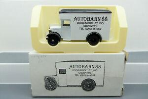 LLEDO PROMOTIONAL MODEL 1934 Dennis Parcels Van LP16-078A - Autobahn 88