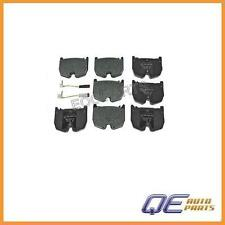 Mercedes E55 CLS55 S55 W211 W215 W219 W220 W230 Brake Pad Set Jurid 003420712041