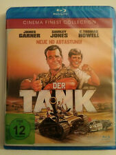 Tank (Der Tank) Blu-ray [Import-Germany, Region A/B/C] 1984 James Garner NEW