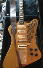 Epiphone Firebird VII 1999 Gold Top limited edtion