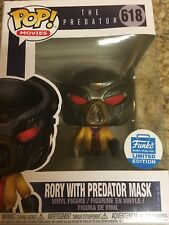 Funko Pop! Rory With Predator Mask funko Shop LE