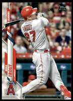 2020 Topps Update Mike Trout #U-292 145903