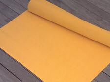 Tischläufer Picknick aus Rips in sonne (48 x 150 cm) 100% Baumwolle