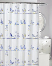 "Moda At Home Eco Shower Curtain, A Duck'S Life Nice Find 71"" Wide 71"" Long Peva"