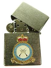 RAF ROYAL AIR FORCE REGIMENT WINDPROOF CHROME PLATED LIGHTER