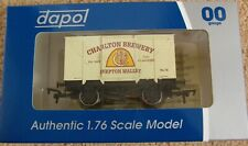 NEW DAPOL LIMITED EDITION WAGON VAN CHARLTON BREWERY SHEPTON MALLET SOMERSET OO