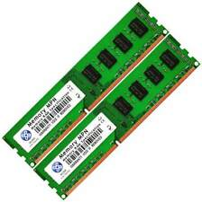 8GB 2x4GB  DDR3-1333MHz PC3 10600 Non-ECC Unbuffered 240 pin Desktop Memory RAM