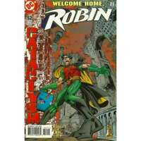 Robin (1993 series) #52 in Near Mint + condition. DC comics [*wl]