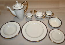 ~NEW.LENOX PRESIDENTIAL COLLECTION FINE DINING SET~RARE