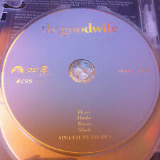 THE GOOD WIFE SEASON 1 DISC 5 REPLACEMENT DISC ONLY