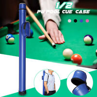 33'' 1/2 Pool Cue Bag Billiard Snooker Stick Carrying Case Pack Storage Portable