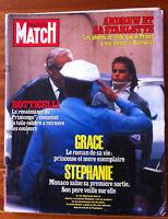 Paris Match du 22/10/1982; Grace; roman de sa vie/ Stéphanie/ Botticelli/ Andrew