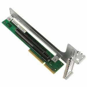 Fujitsu PCI-E x16 Riser Card 1U Right w/ Tray PRIMERGY CX2550 M1 - A3C40170480