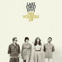 LAKE STREET DIVE Free Yourself Up (2018) 10-track CD album NEW/SEALED