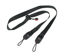 Quick Release Camera Cuff Strap Neck Wrist Sling Buckle Slide Leash Strap