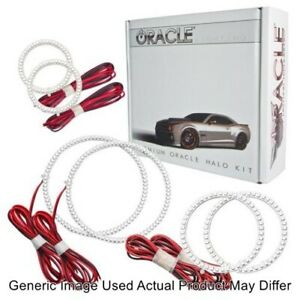 Oracle Lights 2517-001 LED Head Light Halo Kit White for 1993-1998 Toyota Supra
