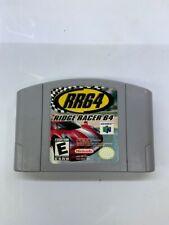 N64: Ridge Racer 64 (CGH013204)