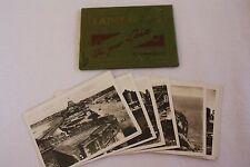 kleines Bilder Album - Saint Malo Fotos Photos AK 1920er Jahre