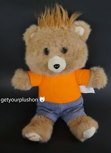 TEDDY RUXPIN STORYTELLING BEAR BY WICKED COOL TOYS 2017 WORKING