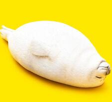 Great Wild Life Animal Panda's Ana Zoo Sleeping Pose Figure White Harp Seal
