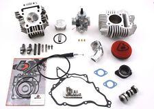Kawasaki KLX110 KLX 110 Drz110  143cc V2 Race Head Mikuni Carb Big Bore Kit !!!!
