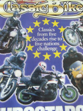 CLASSIC BIKE JUN 1997 CLASSICS FROM FIVE DECADES RISE TO FIVE NATIONS CHALLENGE