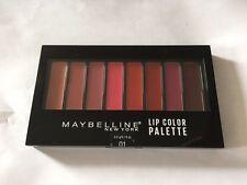 Maybelline Lip Color Palette, 01!