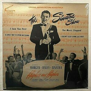 Frank Sinatra - Higher And Higher OMPS - 1978/79 U.S Only - SEALED MINT Vinyl LP