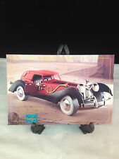 "WDCC Disney Post Card 4"" x 6"" Cruella's Car"