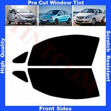 Pellicola Oscurante Vetri Auto Anteriori per Opel Corsa D 3porte 07-13 da5% a70%