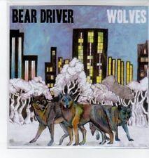 (BO647) Bear Driver, Wolves - 2010 DJ CD