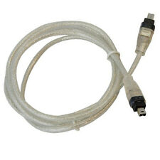 HQRP Firewire Cable 4-4 pin IEEE 1394 for Sony DCR-TRV103 HDR-HC3 HDR-HC5