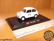 FIAT (SEAT) 600 1:43 (1955) 1000 MILLE MIGLIA #77