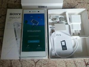 Sony Xperia Z5 Handy 32 Gb. Weiß. Mit OVP. Optisch wie neu.!!