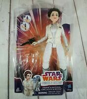 """Star Wars Forces of Destiny Princess Leia 11"""" Doll Figure (NO R2-D2) OPEN PACK"""