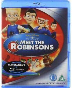 Meet The Robinsons [Blu-ray] [DVD][Region 2]